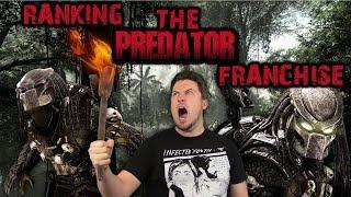 Ranking the Predator Franchise