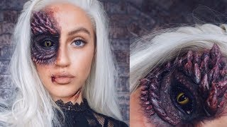 Mother of Dragons.. Turned Dragon! | Game Of Thrones Daenerys Targaryen | KeilidhMua