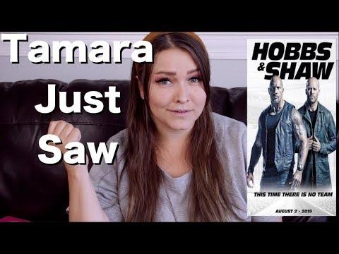 Fast & Furious Presents: Hobbs & Shaw - Tamara Just Saw
