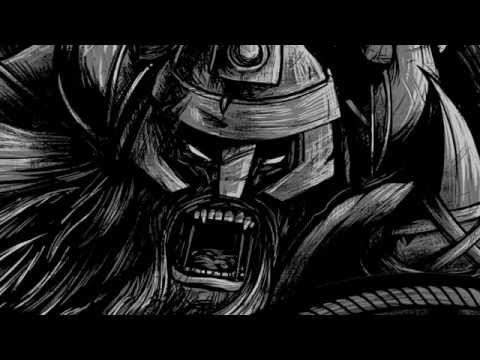 "Seventh.Ink ""Viking"" Illustration Time Lapse"