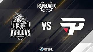 Rainbow Six Pro League - Season 8 - LATAM - Black Dragons vs. Pain Gaming - Week 9