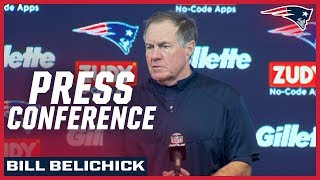 Bill Belichick on win over Chargers:
