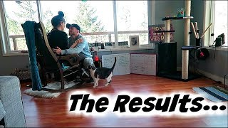 The Results...-Our Journey to Pregnancy Ep. 16- LGBT Transgender Family