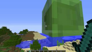How To Spawn Giant Slimes And Magma Cubes In Minecraft