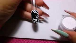 Sugar Star Magic nail art