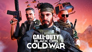 I GOT A SECRET BLACK OPS COLD WAR PACKAGE... (Call of Duty 2020)