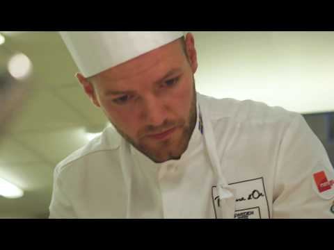 Sebastian Gibrand - Winner of Bocuse d ´Or Sverige 2017