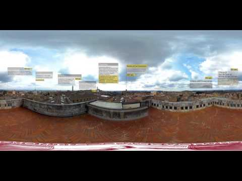Mps360experience - Siena vista da Rocca Salimbeni