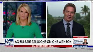 Preview  AG Bill Barr goes one on one with Bill Hemmer