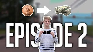 Turning $0.01 into $1,000 - Episode 2