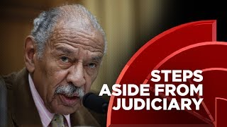 Rep. John Conyers Steps Down From House Committee Post Amid Sexual Harassment Probe
