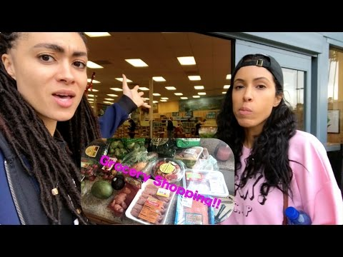 Let's Go Grocery Shopping!! (healthy eating)
