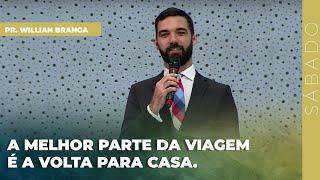 16/01/21 - A MELHOR PARTE DA VIAGEM É A VOLTA PARA CASA