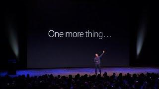 Tim Cook presenta Apple Watch