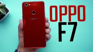 OPPO F7: First Look | Hands on | Price