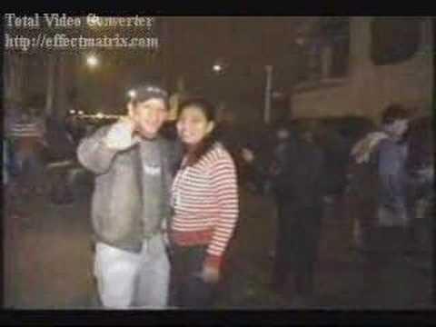Jorge Diaz y Sus Inter Nenes - Agonia De Amor - Hay Lunita