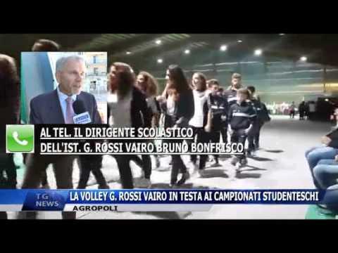 AGROPOLI LA SCUOLA G. ROSSI VAIRO IN TESTA AI CAMPIONATI STUDENTESCHI A CESENATICO
