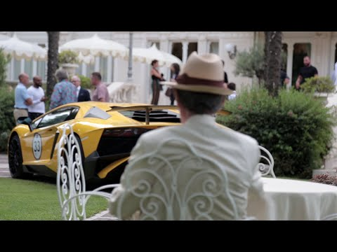 Lamborghini Italian Tour 2016 - Best of