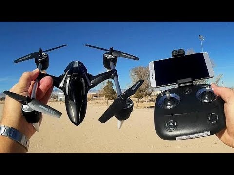 W606-7 Thunder Spaceship FPV Camera Drone Flight Test Review