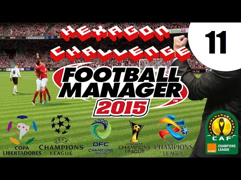 Pentagon/Hexagon Challenge - Ep. 11: NZ Cup Semi Final | Football Manager 2015