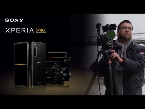 Xperia PRO for filmmakers | Phillip Bloom