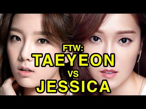 For The Win: Taeyeon vs Jessica