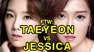 For The Win: Taeyeon vs Jessica