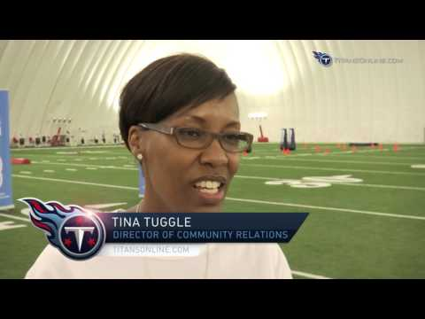Tennessee Titans 2015 Hometown Huddle