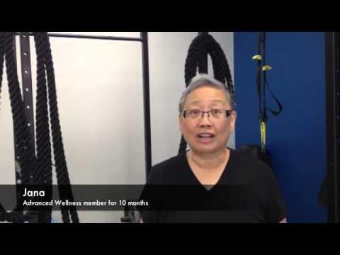 Jana - Advanced Wellness Testimonial