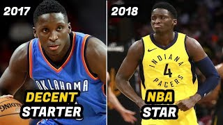 How Victor Oladipo Went From Decent Starter to NBA Star