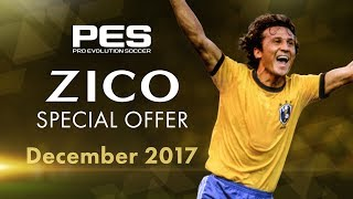 PES 2018 - Zico Trailer