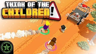 Throw Your Kids - Think of the Children   Let's Play