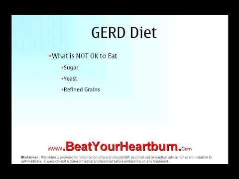 Cure Heartburn At Home Gourmet
