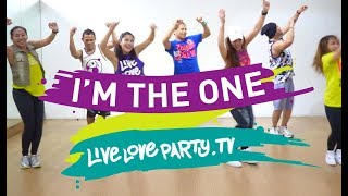 I'm The One (Remix)   Live Love Party   Zumba®   Dance Fitness