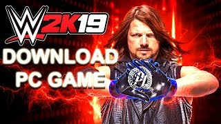 How To Download WWE 2K19 For PC + MULTiPLAYER