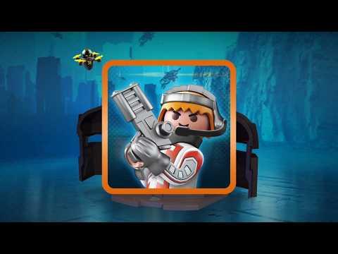 PLAYMOBIL Top Agents App | Gameplay Video