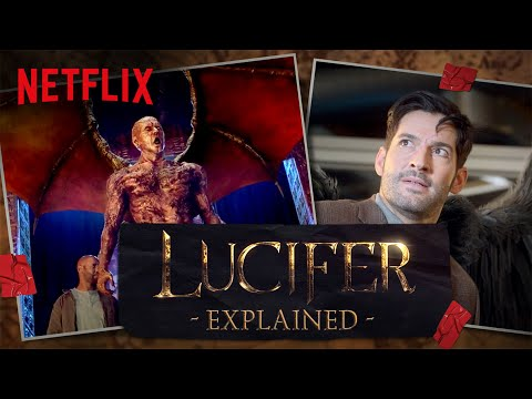 Netflix Presents Lucifer: The Many Faces Of The Devil | Netflix