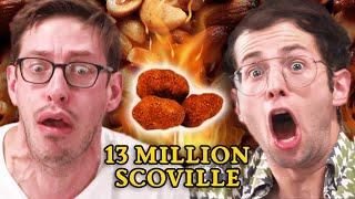 Try Guys $10,000 Death Nut Challenge
