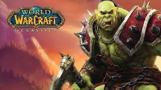 World of warcraft classic (WOW) стрим #3 . Прокачка pvp warlock с нуля до 60 уровня . Northdale