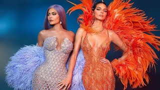 Kylie Jenner And Kendall Jenner Met Gala 2019 Dress