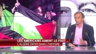 Eric Zemmour : «Je suis content pour l'Algérie»
