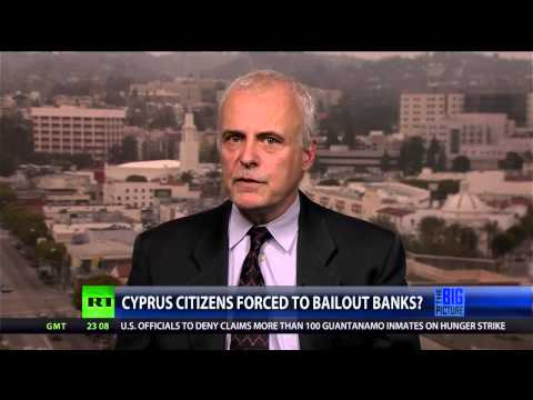 Could tiny Cyprus take down the world?