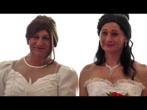 Transgender couple wed in Hungary