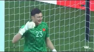 Loạt sút penalty giữa U23 Việt Nam và Jordan
