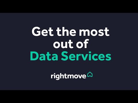 Rightmove Data Services Team - About Us