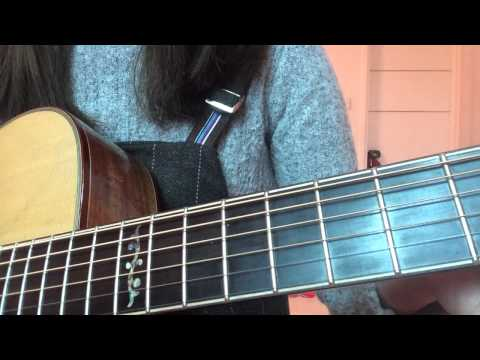 張敬軒 - 無能為力 (Guitar Cover)