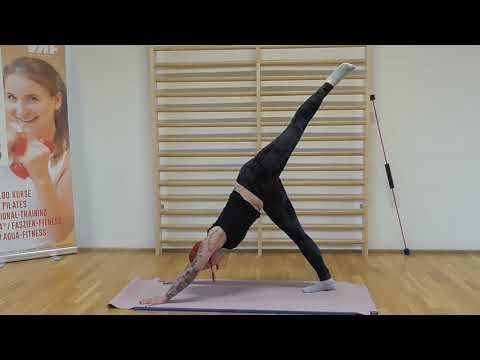 Pilates mit Maxi 4