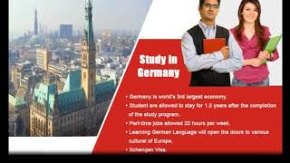 MASTERS and BACHELOR PROGRAMS OPPORTUNITY IN GERMANY