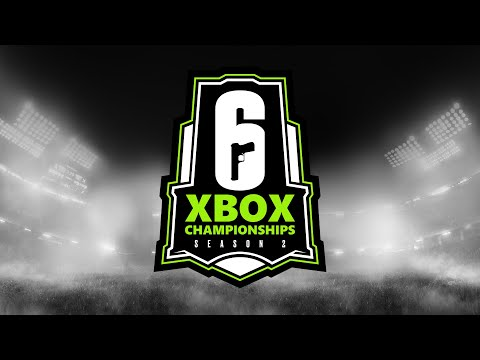 R6S Xbox Championships - Finale Tag 2   Season 2