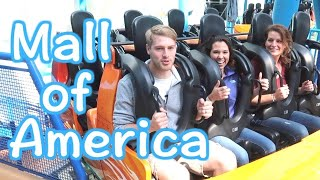 Exploring The Mall of America